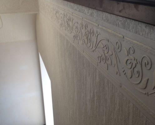декоративная штукатурка на стены 9